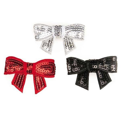 Aria Nina Sequin Hair Barrette - Posh Pet Glamour Boutique