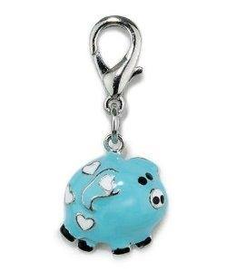 Aria Pig Charms - Posh Pet Glamour Boutique