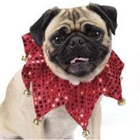 Aria Red Shimmer Scrunchies - Posh Pet Glamour Boutique