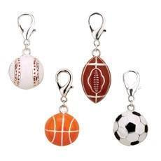 Aria Sports Charms - Posh Pet Glamour Boutique