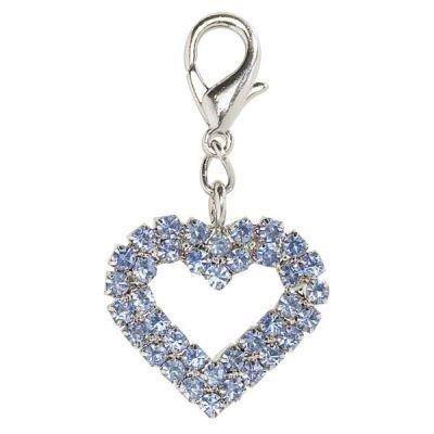 Aria Sweetheart Charm - Posh Pet Glamour Boutique