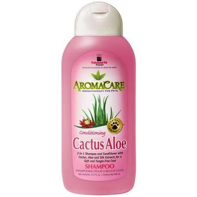 AromaCare Conditioning Cactus Aloe Shampoo - Posh Pet Glamour Boutique