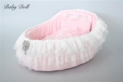 Baby Crib Babydoll - Posh Pet Glamour Boutique