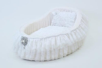 Baby Crib Vintage - Posh Pet Glamour Boutique