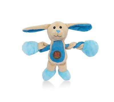Baby Pulleez Bunny Toy - Blue - Posh Pet Glamour Boutique