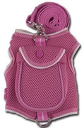 Backpack Harness - Posh Pet Glamour Boutique