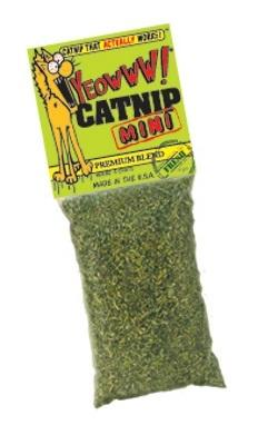 Bag of Yeowww Mini Catnip - Posh Pet Glamour Boutique