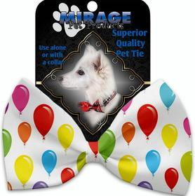 Balloons Bow Tie - Posh Pet Glamour Boutique