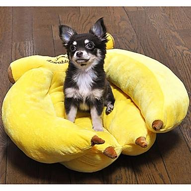 Banana Bed - Posh Pet Glamour Boutique