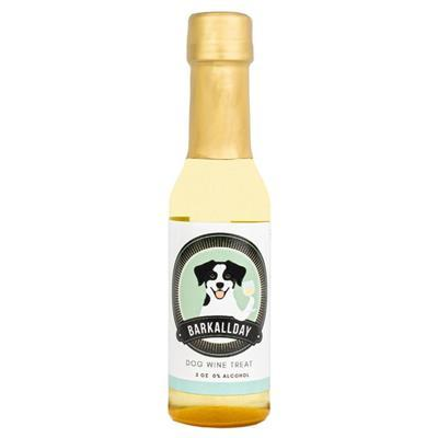 Bark All Day White Dog Wine - Posh Pet Glamour Boutique