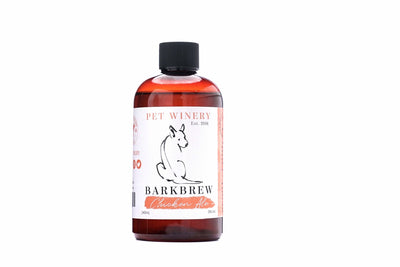 Bark Brew Chicken Ale Beer - Posh Pet Glamour Boutique