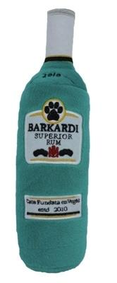 Barkardi Rum Toy - Posh Pet Glamour Boutique