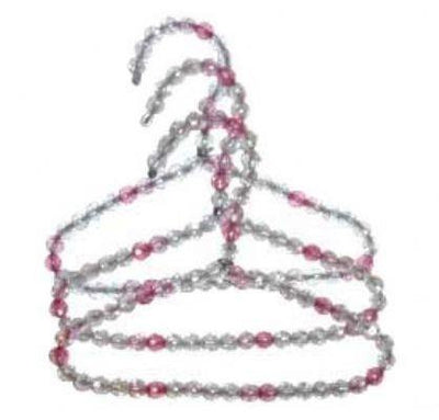 Beaded Hangers - Posh Pet Glamour Boutique