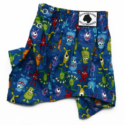 Belly Boxers Little Monsters - Posh Pet Glamour Boutique