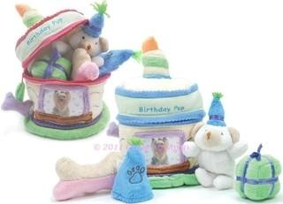 Birthday Surprise Cake Toy Set - Posh Pet Glamour Boutique