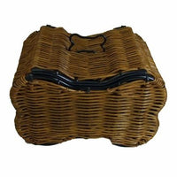 Bone Shaped Storage Basket - Posh Pet Glamour Boutique