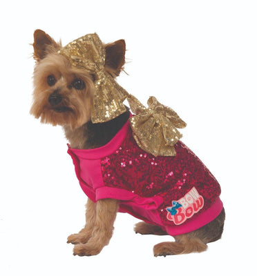 Bow Bow Costume - Posh Pet Glamour Boutique
