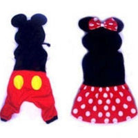 Boy or Girl Mouse Costume - Posh Pet Glamour Boutique