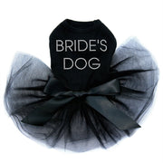 Brides Tutu - Posh Pet Glamour Boutique