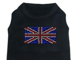 British Flag Tank - Posh Pet Glamour Boutique