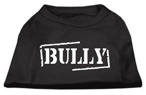Bully Screen Printed Shirt - Posh Pet Glamour Boutique