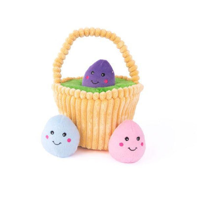 Burrow Easter Basket - Posh Pet Glamour Boutique