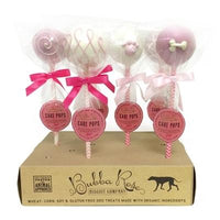 Cake Pops Pink and White - Posh Pet Glamour Boutique