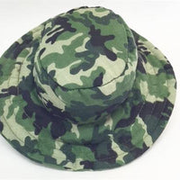 Camo Hat - Posh Pet Glamour Boutique