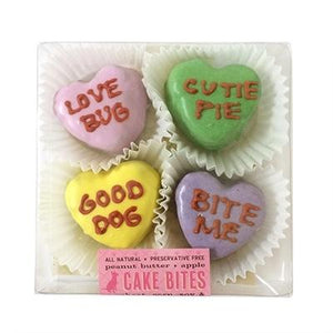 Candy Heart Cake Bites - Posh Pet Glamour Boutique