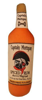 Captain Muttgan - Posh Pet Glamour Boutique