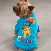 Casual Canine Party Animal Tee - Posh Pet Glamour Boutique