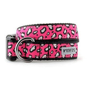 Cheetah Pink Collar & Lead Collection - Posh Pet Glamour Boutique