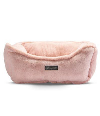 Cloud Reversible Bed-Blush