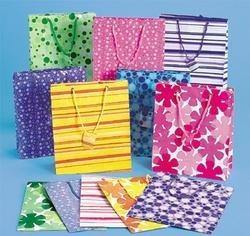 Colorful Print Gift Bags - Posh Pet Glamour Boutique
