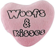 Conversation Heart Toy - Posh Pet Glamour Boutique