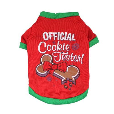 Cookie Tester Shirt - Posh Pet Glamour Boutique