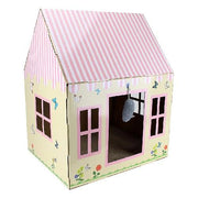 Cottage Cat Scratcher House - Posh Pet Glamour Boutique