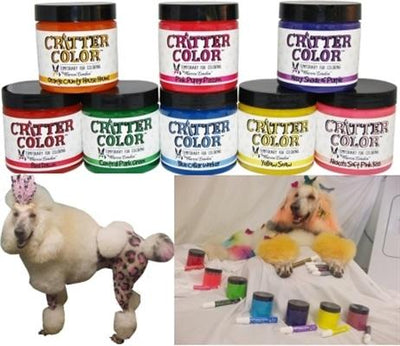 Critter Color Hair Dye - Posh Pet Glamour Boutique