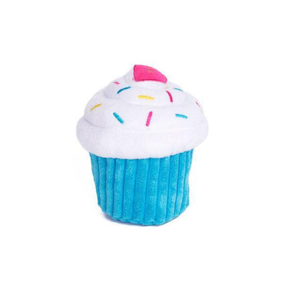 Cupcake Blue Toy - Posh Pet Glamour Boutique