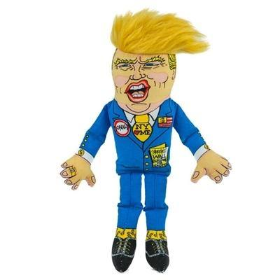 Donald Cat Presidential Parody Cat Toy - Posh Pet Glamour Boutique