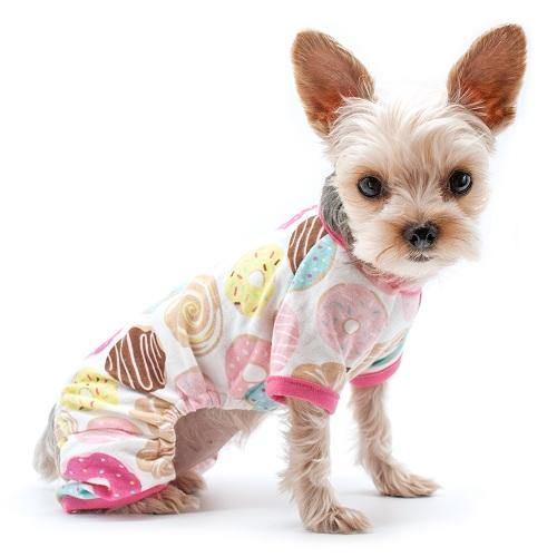 Donut Pajama - Posh Pet Glamour Boutique