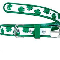 Dublin Lots O'Luck Dog Collar - Posh Pet Glamour Boutique