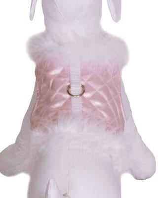 Fashion Diva Harness Coat - Posh Pet Glamour Boutique