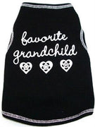 Favorite Grandchild Tank - Posh Pet Glamour Boutique