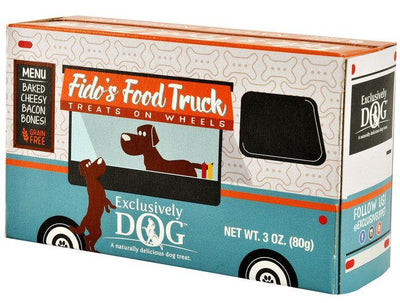 Fido's Food Truck Treats - Posh Pet Glamour Boutique