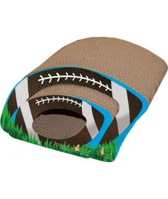 Football Cat Scratcher - Posh Pet Glamour Boutique