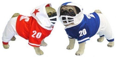 Football Costume - Posh Pet Glamour Boutique