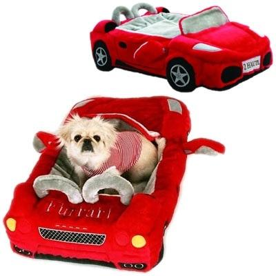 Furrari Bed - Posh Pet Glamour Boutique