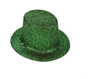 Glitter Green Hat - Posh Pet Glamour Boutique