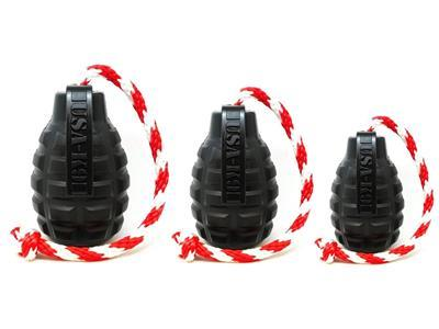 Grenade Ultra Durable Nylon Dog Chew Toy - Posh Pet Glamour Boutique
